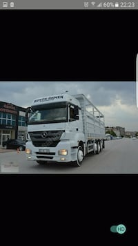 Mercedes - axor - 3240-2014 MODEL Batman