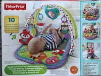 Fisher-Price Woodland Friends 3-in-1 musical activity gym box Edmonton, T5T 1L9