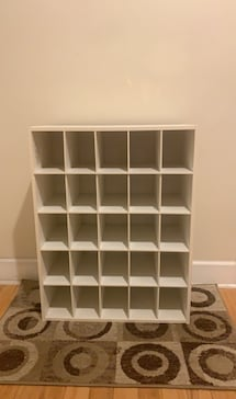 Modular Shelf 25 cubbyholes