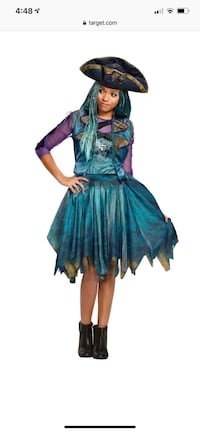 Uma Deluxe Child Costume-Large (10-12)  District Heights, 20747