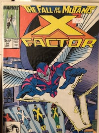 Comics xfactor collection Issue 24-90 Toronto, M5S 2W6