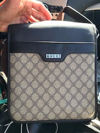 Black and gray leather Gucci  Bartow, 33830