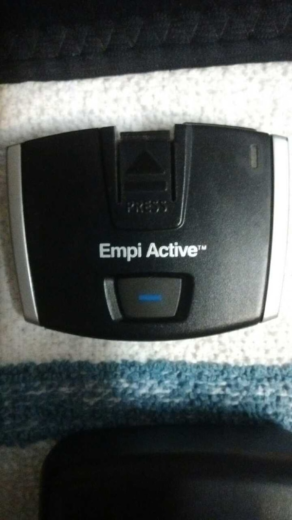 Used Empi Active Tens Unit For Sale In North Richland