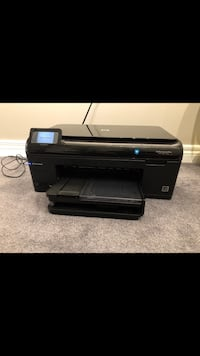 Hp All In One Printer With XL Ink Cartridges