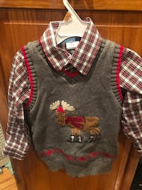 goodlad holiday clothing 4t toddler boys  Wilmington, 01887