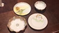 4 different style Nippon dishes  Vaughan, L4J 6Y3