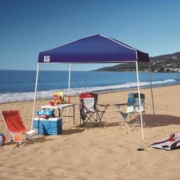 $65 Firm NEW Blue 10 x 10 Pop Up Canopy
