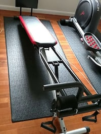 black and red inversion table Germantown, 20876