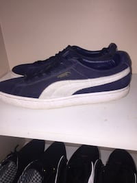 Blue Puma Low top shoes Calgary, T3J 2B3