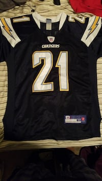 NFL San Diego Chargers 21 home jersey