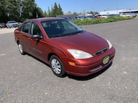 2000 Ford Focus Vancouver