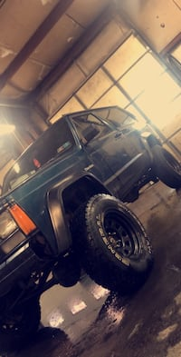 Jeep - Cherokee - 1995 Youngstown