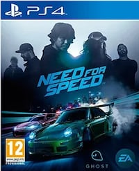Need For Speed PS4 (2. El)