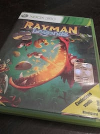 Rayman Legends xbox 360 video game 7240 km