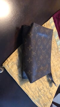 Black and brown louis vuitton monogram leather wallet West Miami, 33155