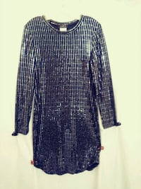 Macys sequin party dress size large. Livonia area. Livonia, 48154