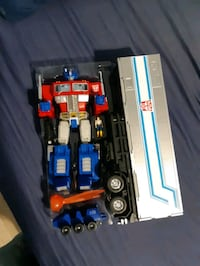 Transformers Masterpiece MP-10 Optimus Prime Vaughan, L6A 0H1