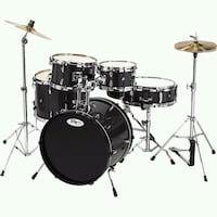 Sound performance beginner drum set 459 mi