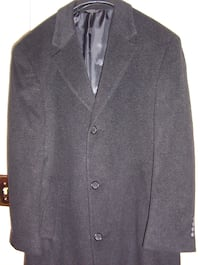 Men Wool Dress Coat Woodbridge