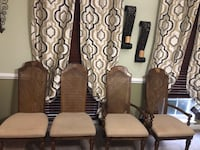 Set of 4 Dining Chairs Bristow, 20136