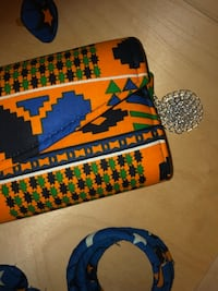 Clutch Purse (earrings, bracelets and ring sold separately) Washington, 20019