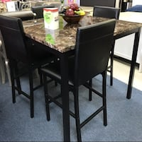 5pc dining room table  Houston, 77077