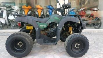 Pumarex hardy 200 atv off road