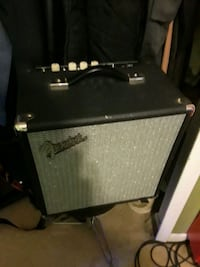 25w Fender Bass Amp East China, 48054