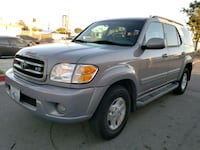 2002 Toyota Sequoia Limited Bellflower, 90706