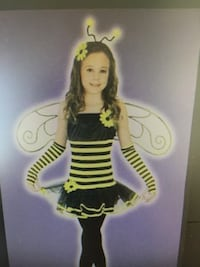 Bumble bee girl costume size M (8/10) North Bethesda, 20852