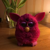 Furby розовый Moscow