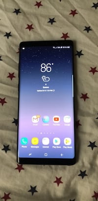 Samsung note 8 unlocked sm-n950u1 New York, 11104