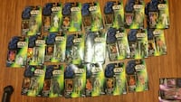 assorted Star Wars action figures Arcadia, 91006