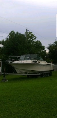23' Boat with swin 225 Johnsons and trailor projec Columbia, 29229
