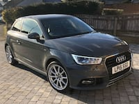 2015 Audi A1 1.4 TFSI S line OLDHAM
