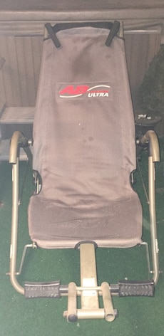 Exercise equipment, AB Lounger