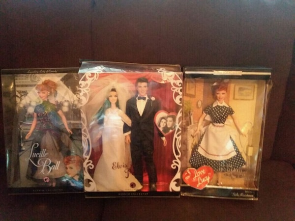 All the dolls for 1 price worth over 1.000 you can