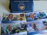 Obama Inaugural Coin Collection Vacaville, 95687