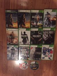Xbox 360 games Cambridge, N1T 1E6