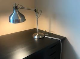 IKEA Work/Study lamp, black