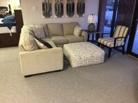 Beautiful sectional! Other couch and Loveseat saves here  Indianapolis, 46240