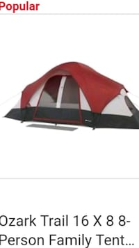 brand new 8 person tent Annapolis, 21403