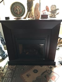 Plug in fireplace  Abbotsford