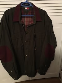 Vintage Tommy Hilfiger flannel lined shirt men's XL Guelph, N1L 1R5