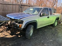 2004 Chevrolet Colorado Extended Cab parts Leominster
