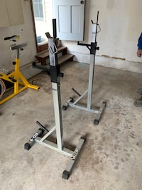 Bench Press Stands
