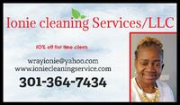 Home cleaning services  free estimates Hyattsville