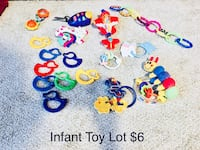 Infant Toy Lot  West Middlesex, 16159