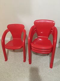 Kids chairs. Edmonton, T6K 3C5
