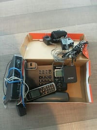 ACN digital phone and all accessories  Ontario, M8V 0A3